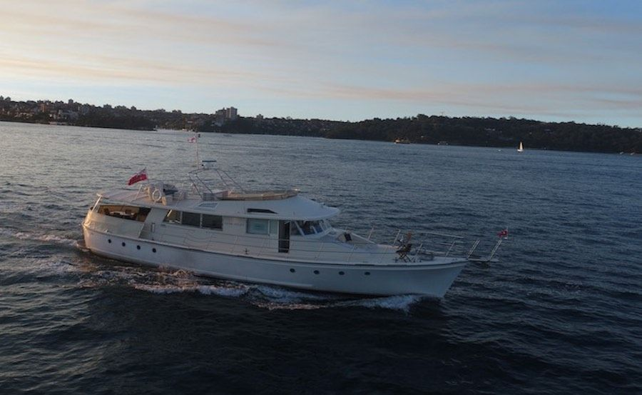 boat hire on John Oxley panoramic view
