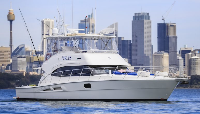Pisces Boat Hire