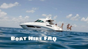 Boat Hire Sydney - Frequently Asked Questions