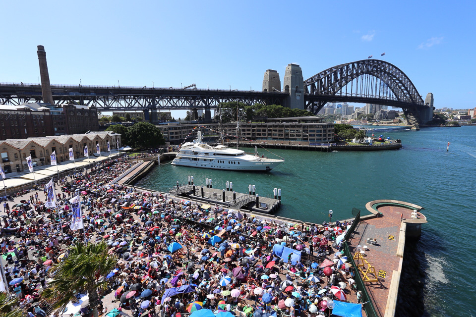 New Years Eve Cruises Sydney – A Truly Explosive Experience.