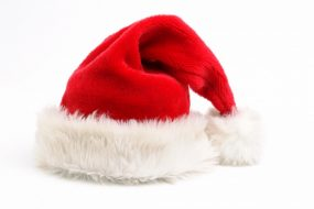 santa hat - work christmas party ideas