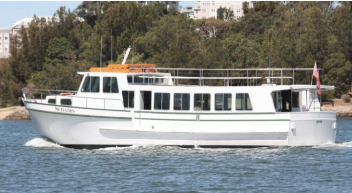 new years eve cruises with any boat sydney