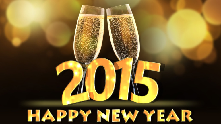 New Years Eve 2015 - Only 12 Sleeps Left!