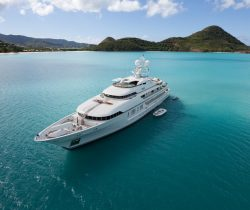 Celebrities and SuperYacht Charters