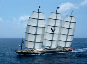 Super Yachts Exposed The Maltese Falcon Any Boat