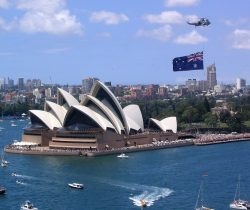Celebrate our National Day with an Australia Day Cruise