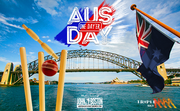 Triple M Australia Day one dayer promo