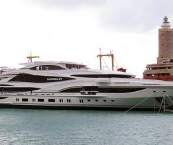Benetti Launches Lionheart - Their Largest Super Yacht Ever!