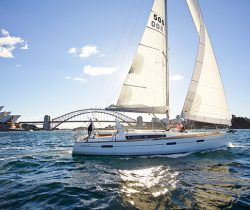 Sydney Harbour Sailing