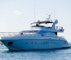 Sydney Harbour's Newest Superyacht Now Available At Any Boat!!