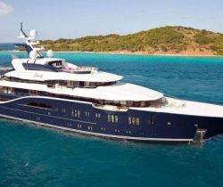 New Standard in Luxury Super Yacht Hire