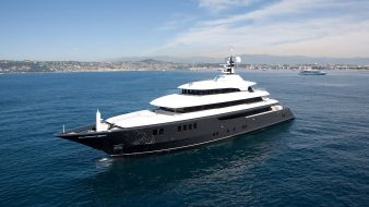 Top 5 luxury yachts up for grabs!