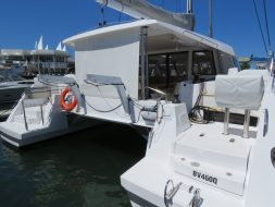 boat-hire-on-Nordic-Dream-close-up-of-stern