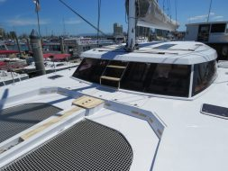 boat-hire-on-Nordic-Dream-front-sunny-foredeck