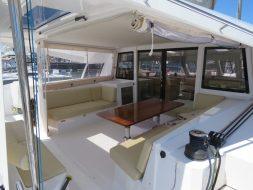 boat-hire-on-Nordic-Dream-undercover-rear-deck